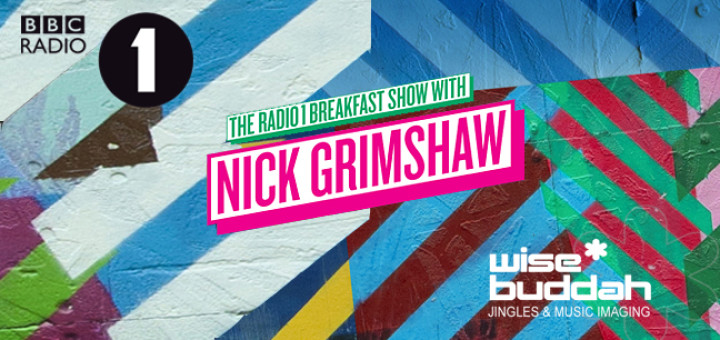 New 2015 themes for Nick Grimshaw's Breakfast Show!