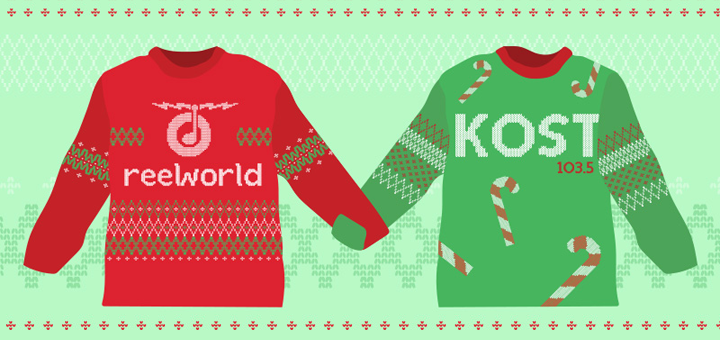 KOST Christmas 2015 from ReelWorld