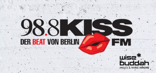 Kiss FM Berlin 2015 from Wise Buddah