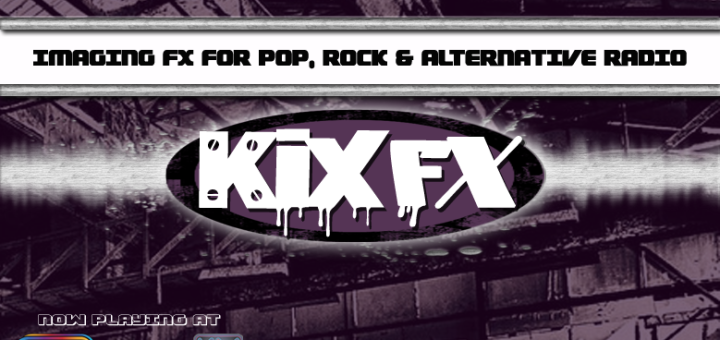 KIX FX - Fresh and Edgy