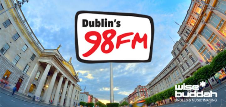 Wise Buddah on 98FM